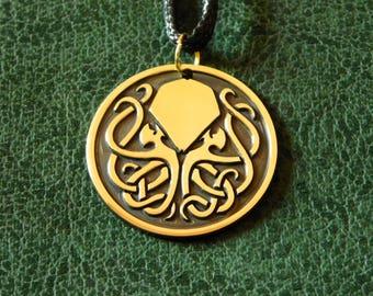 Cthulhu Necklace, Cthulhu pendant
