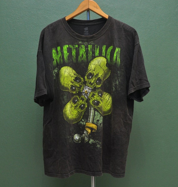 Sale Metallica T Shirt Pushead Design Cotton By Gatemarkknow