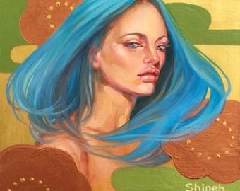 Color Series - Blue