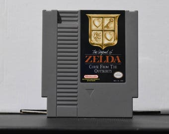 NES - Legend of Zelda: Curse From The Outskirts