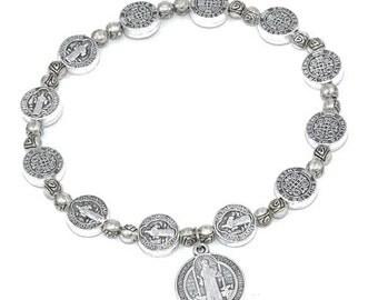 Protective bracelet of St Benoît (spiritualism, exorcism, Paranormal, Religion)
