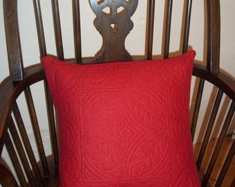 CHERRY WHOLECLOTH cushion