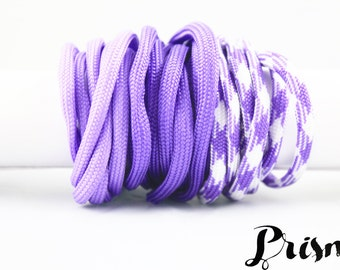 Set-Paracord-3 colors - 4 mm x 1 meter of each color cord creating jewelry lace