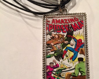 Spider-Man Necklace/ Marvel