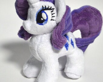 Rarity My Little Pony Plush Toy