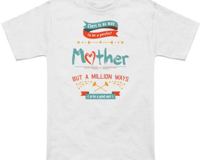 Motherhood T-Shirt - Mother's Day Shirt Mum Parent Mommy Best