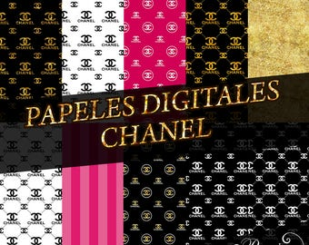 Papele digital French fashion