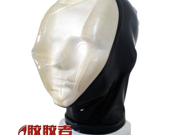 latex rebreather hood