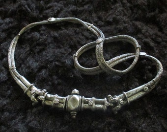 Silver Belt from Rajasthan