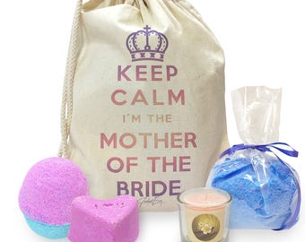 Keep Calm I'm The Mother Of The Bride Mini Spa In A Bag Collection 4