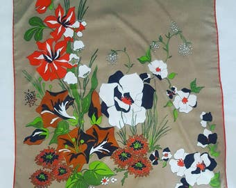 Farkas vintage scarf