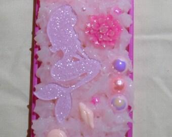 Pink Siren Phone Case