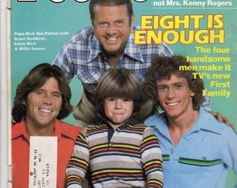 Eight is Enough TV Show People Magazine December 3, 1979 with label