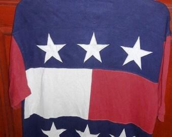 Free Shipping Promotion Vintage 90's Tommy Hilfiger Big Logo Collar Shirt Hip Hop XL size