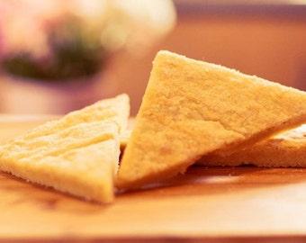 Vegan, Gluten free traditional shortbread