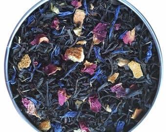 Mystic Brew Teas Lady Grey Loose Leaf Tea 100g Pouch
