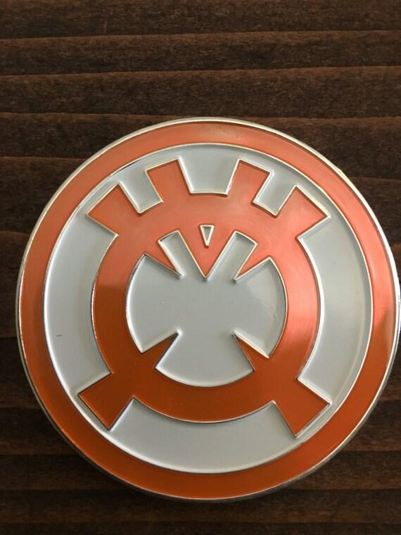 AVARICE Orange Lantern Corps Challenge Coin