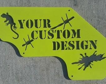 Custom JK Inner Fender Design Request- We can design it for you!