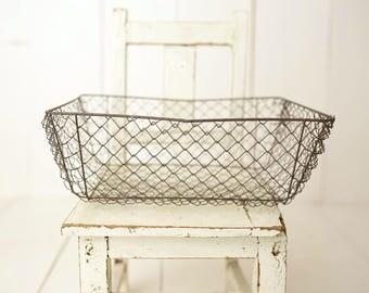 Wire Basket / Newborn Basket Prop