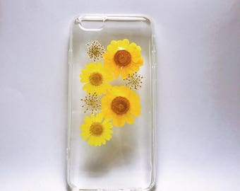 Pressed Flowers Iphone cases,dry flowers iphone cases,iPhone 5, 5s,5c case,iPhone 6, 6s,  6 plus, 6 plus s cases. iphone SE case.