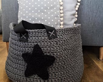 BIG BAG STAR basket