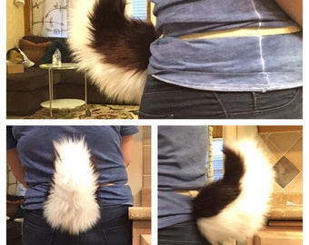Fursuit Two Color Deer Tails
