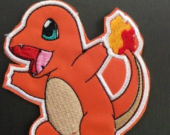 Patch Charmander - Pokemon - Hitokage - Japan -