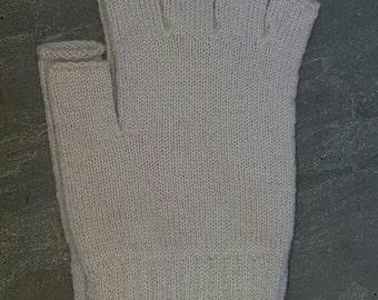 Scottish Fingerless gloves