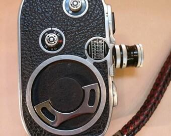 Vintage Paillard Bolex Cine Movie Camera