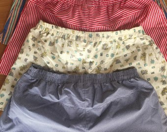 Boxer shorts donna woman