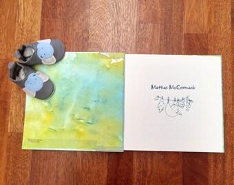 Custom Baby Book/Photo album