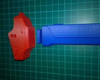 Star Trek DS9 Dermal Regenerator  Prop Replica KIT (Assembly Required)