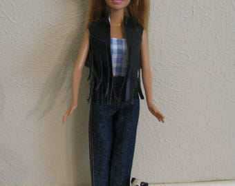 Barbie  doll clothes-country Barbie