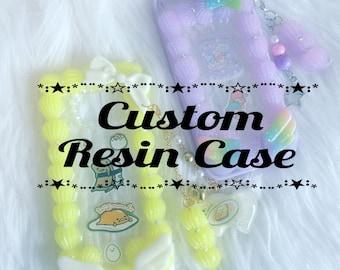 Custom Resin Phone Case