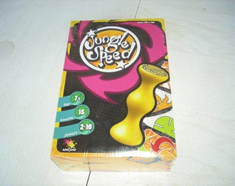 Jungle Speed game for 2 players or more, from 7 years, about 30 minutes