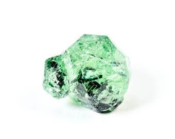 Mint Green Tsavorite Grossular Garnet from Tanzania, Africa 18