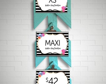 Customized Personalized Style, Size, Price Card Bundle - NEW styles added