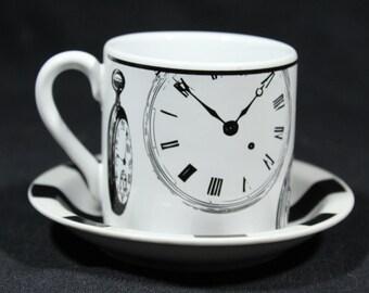Vintage Cup & Saucer for Tea/Coffee/Espresso