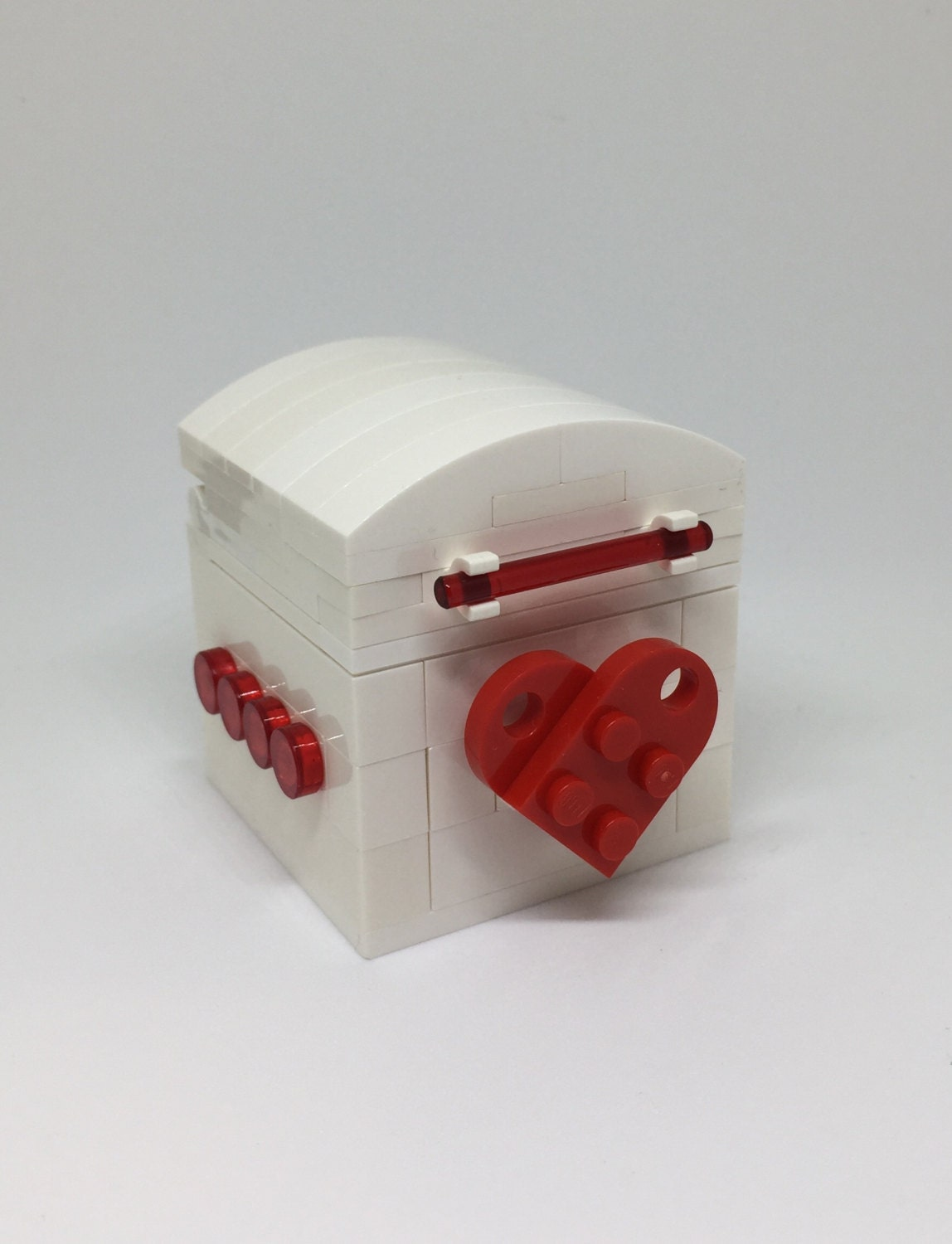 Lego wedding ring box wedding ring valentine ring engagement for Cute engagement ring boxes