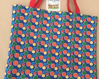 Mini tote bag, party bag, small tote bag, gift bag