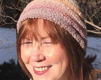 Pretty in Pastels Hat - Spring is coming