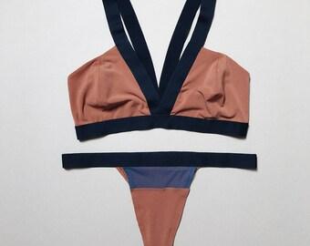 lingerie set - CREAMY -