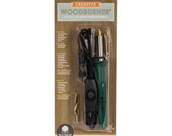 Pyrography Wood Burning Pen Tool Woodburning Creative Woodburner® Value Tool