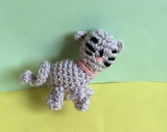 Doudou Billee mini cat
