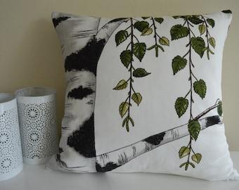 """Pillowcase """"Birch root left"""""""