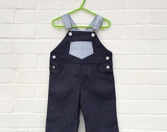 Traditional style dungaree (handmade)
