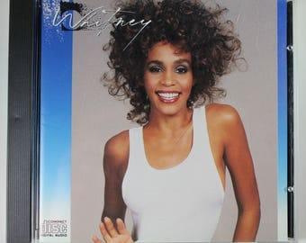 Whitney Houston - Whitney - Music CD - Arista Records - 1987 Release