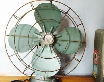Vintage Diehl Fan