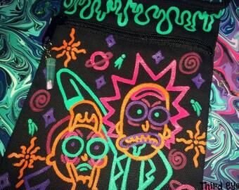 Rick & Morty Purse