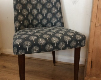 Newly Reupholstered 1960s Chair